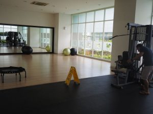 Aerobic Room Thamrin Residences 1 300x225 - Living in Thamrin Residence Apartment Jakarta