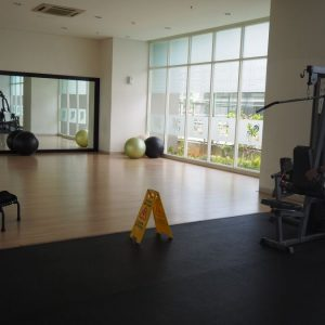 Aerobic Room Thamrin Residences 1 300x300 - Apartemen Thamrin Residence