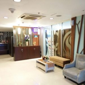 Apartemen Jakarta Residence Lobby 2 300x300 - Apartemen Cosmo Terrace
