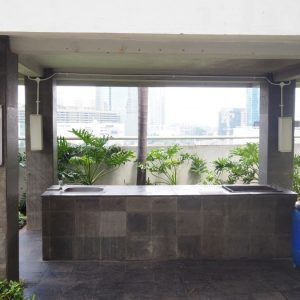 Barbecue Thamrin Residences 1 300x300 - Apartemen Thamrin Residence
