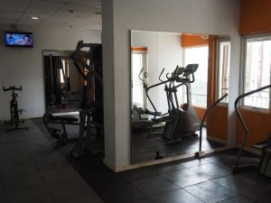 Fitness Sudirman Park 300x225 - Living in Sudirman Park Apartment