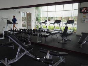 Fitness Thamrin Residences 1 300x225 - Living in Thamrin Residence Apartment Jakarta