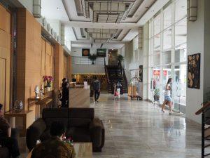 Main Lobby Reception Sudirman Park 300x225 - Living in Sudirman Park Apartment