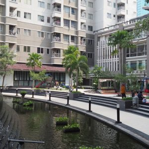 Playground and Garden Sudirman Park 300x300 - Apartemen Sudirman Park