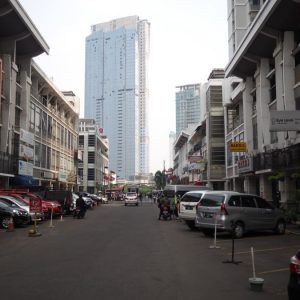 Shops Outside Sudirman Park 300x300 - Apartemen Sudirman Park