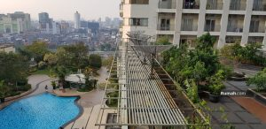 Thamrin City Cosmo Residence Jakarta Pusat Indonesia 300x146 - Living in Thamrin Residence Apartment Jakarta