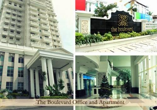 Apartemen The Boulevard
