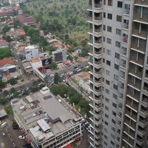 View from Sudirman Park 300x300 - Apartemen Sudirman Park