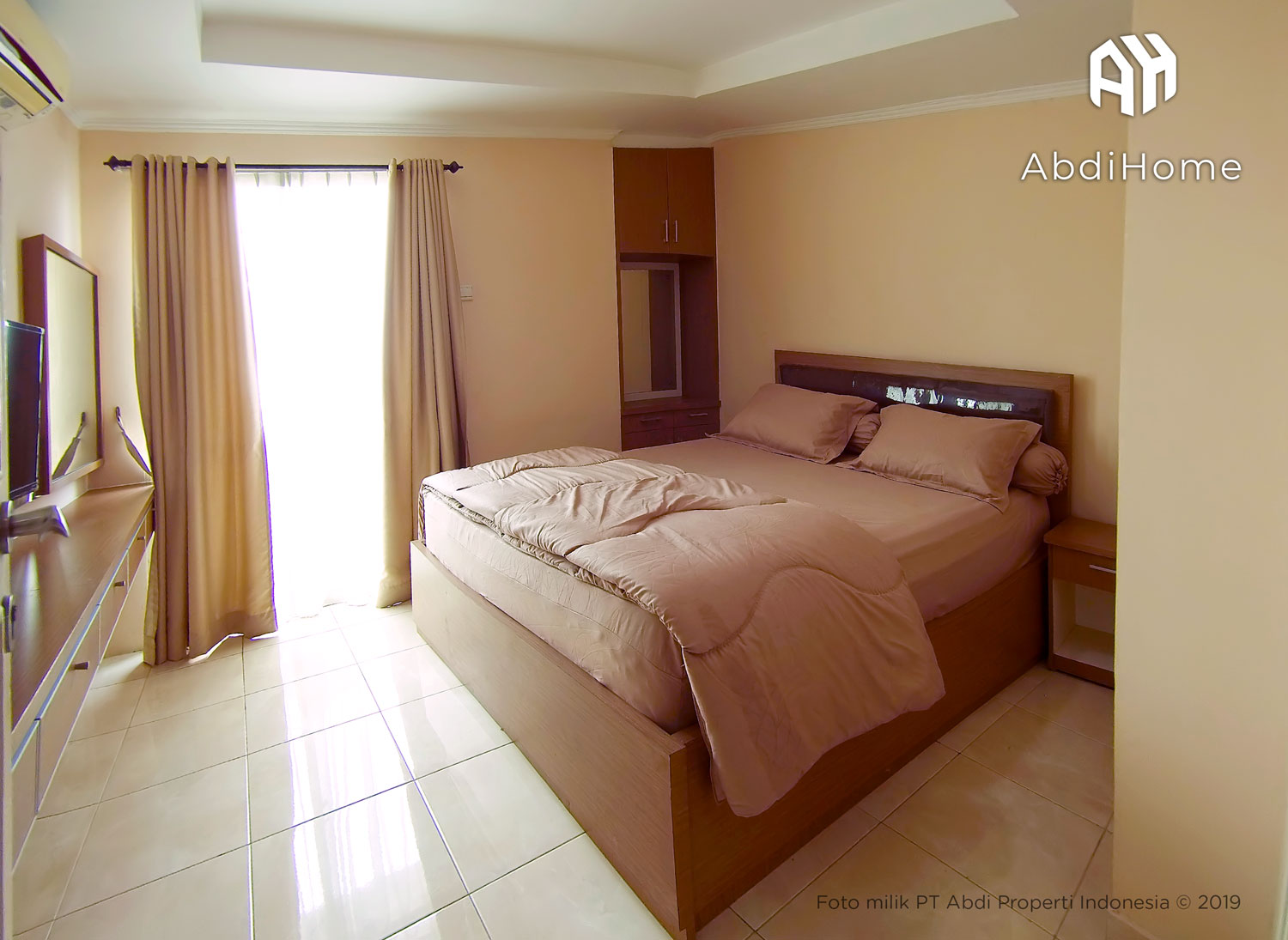 The Boulevard 1BR Fully Furnished Lantai 21 6 - Apartemen The Boulevard