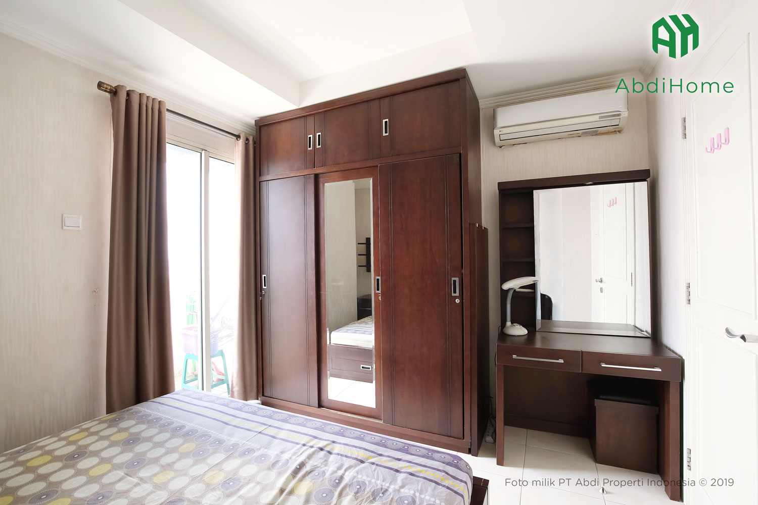 The Boulevard 1BR Fully Furnished Lantai 24 6 - Apartemen The Boulevard