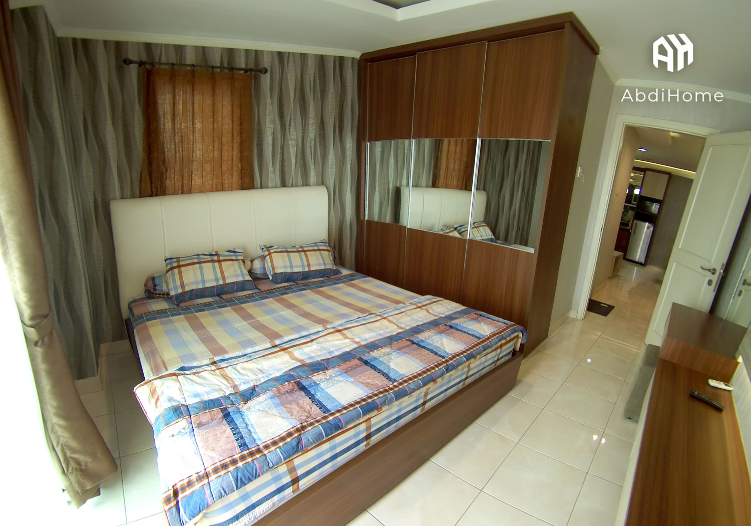 The Boulevard 1BR Fully Furnished Lantai 25 2 - Apartemen The Boulevard