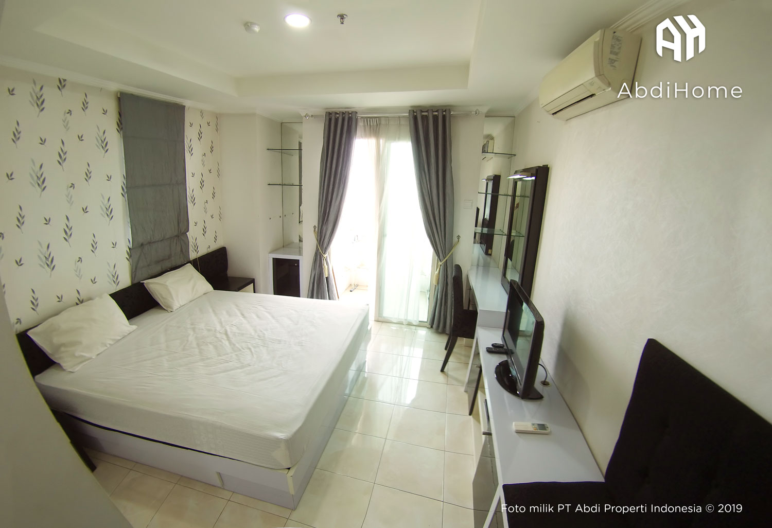 The Boulevard 1BR Fully Furnished Lantai 26 1 - Apartemen The Boulevard