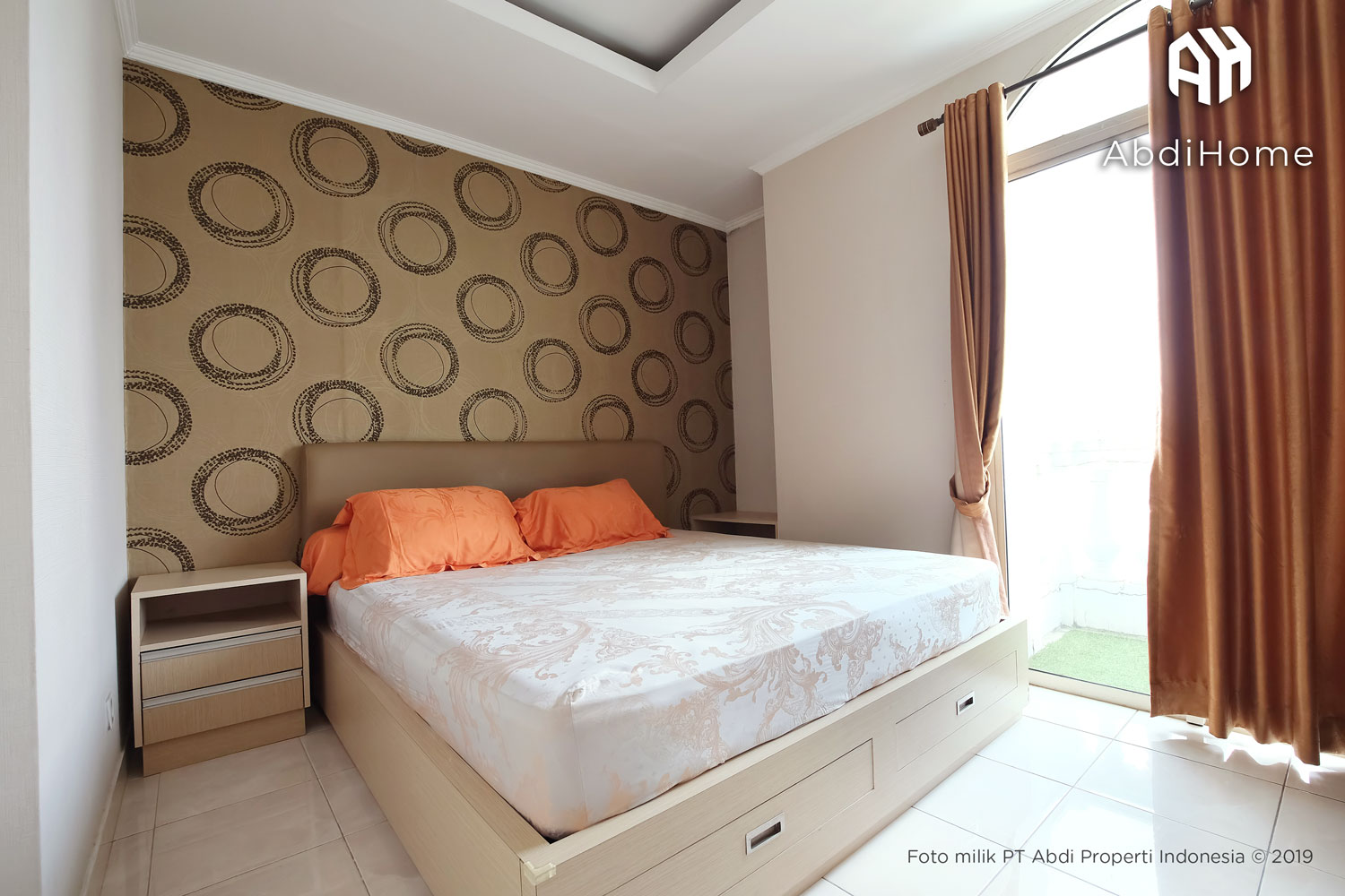 The Boulevard 1BR Fully Furnished Lantai 27 3 - Apartemen The Boulevard