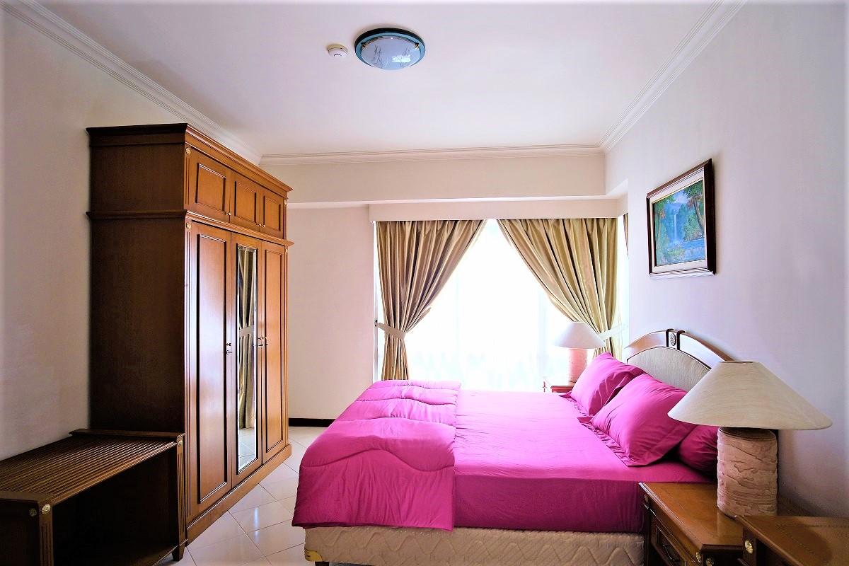 Apt Puri Casablanca 21 Br 25 Th Main BR 3 - Apartemen Puri Casablanca