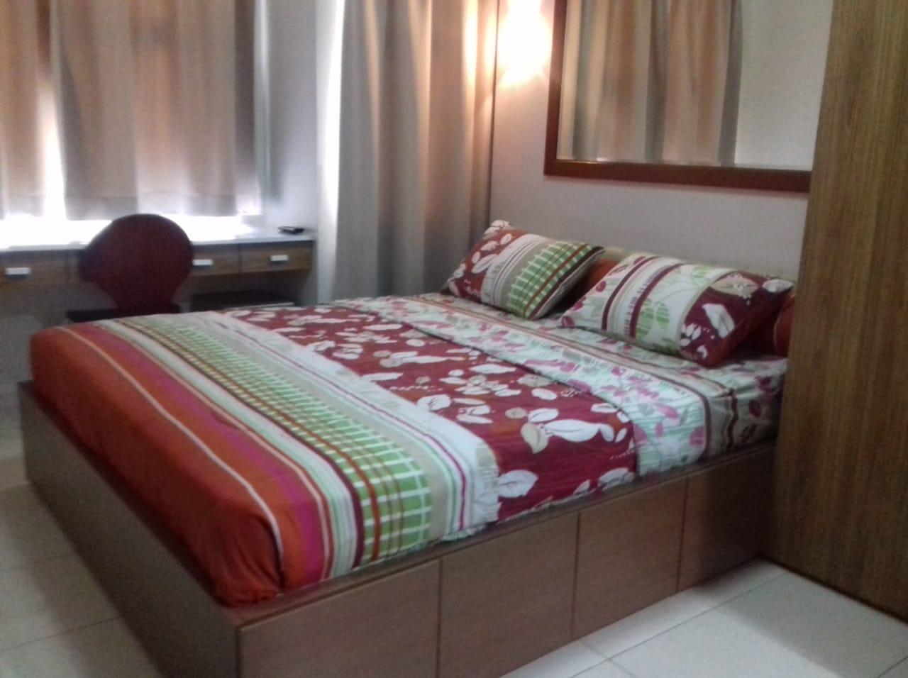 Casablanca Mansion Main Bedroom - Apartemen Casablanca Mansion