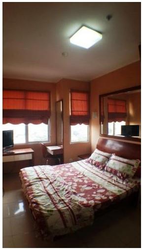 Casablanca Mansion bedroom1 - Apartemen Casablanca Mansion