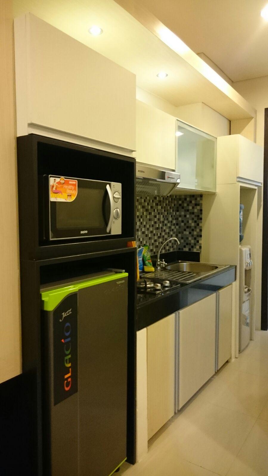 GP Plaza 2 Br Lantai 27 Kitchen 2 - Apartemen GP Plaza