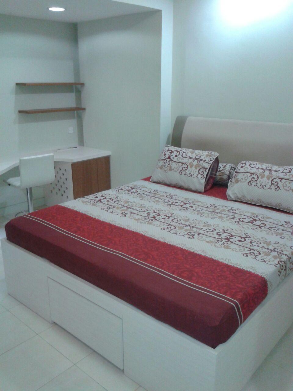 Tamsud B1916 Bedroom - Apartemen Tamansari Sudirman