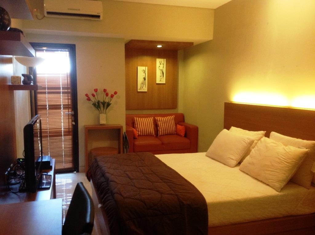Tamsud B2009 bedroom 1 - Apartemen Tamansari Sudirman